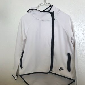 Nike High/Low Zip Up